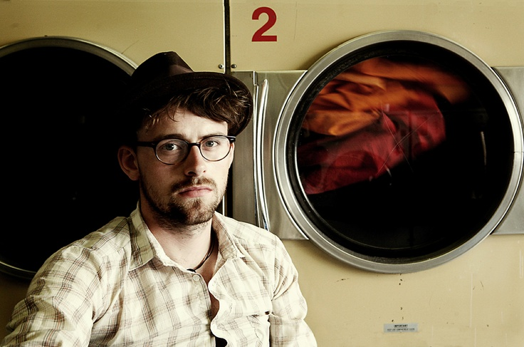 another day at the laundry mat.