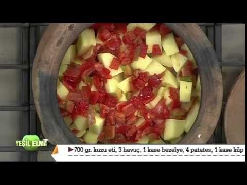 Oktay Usta - Yeşil Elma   Güveç Tarifi - YouTube