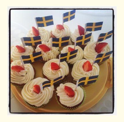 Rösta på Bella Rydell i Miss Cupcake 2014