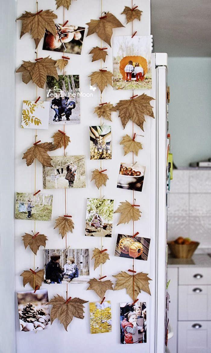 Leuke DIY tips voor de herfst