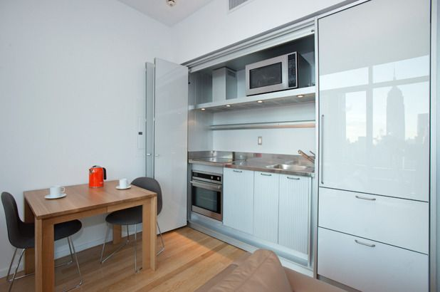 Small Kitchen Design Nyc