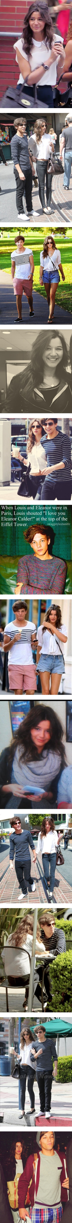 I love Eleanor!! She's so amazing! I mean even with all the hate she gets she still keeps dating Louis! Now that's proof it's real!>>>I SERIOUSLY WAS THERE WERE SOME OF THOSE PICTURES WERE TAKEN