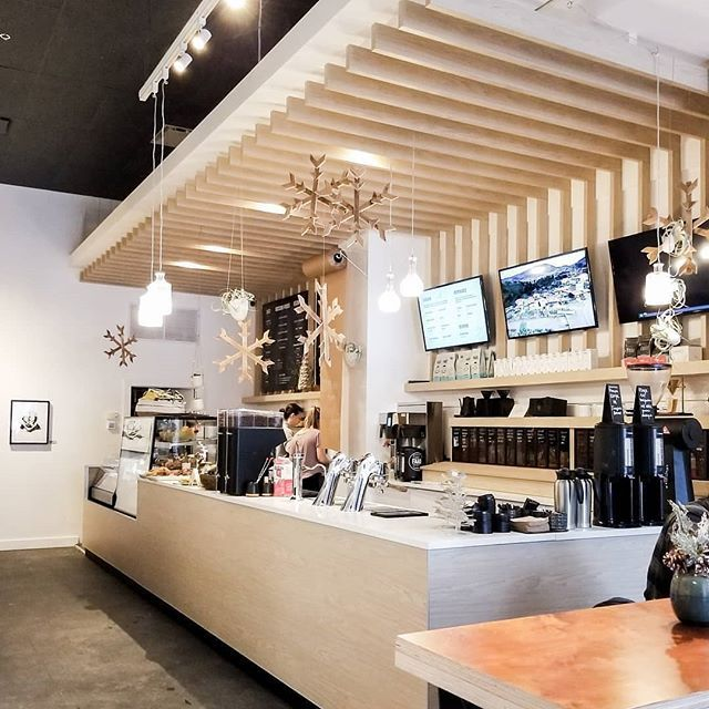 Bruleries Faro Coffee Shop In Downtown Montreal Eonnigiri Th3rd Wave All About Coffee Queb Coffee Shop Aesthetic Coffee Shop Speciality Coffee Shop