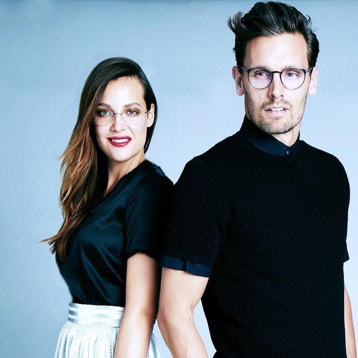 Silhouette rimless eyeglasses and eyewear.  Silhouette randloze brillen en glasbrillen, onze specialiteit.  http://www.optiekvanderlinden.be/silhouette.html  #silhouette #silhouetteeyewear #optiek #optician #optiekvanderlinden #optiekvanderlindenzele #eyewear #eyeglasses #couple #zele #rimless #rimlessframes #frame
