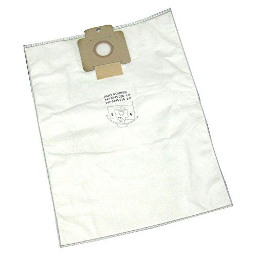 #Eliminator I #Synthetic Dust Bag, 3/Pack - These synthetic dust bags have high air permeability which reduces performance loss and offers higher resistance to te...