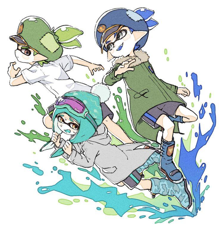 squiddos