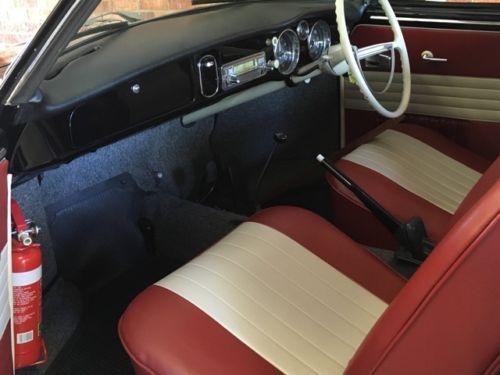 Volkswagen-Karmann-Ghia-1964-2D-Coupe-Manual-1-2L-Carb-Seats