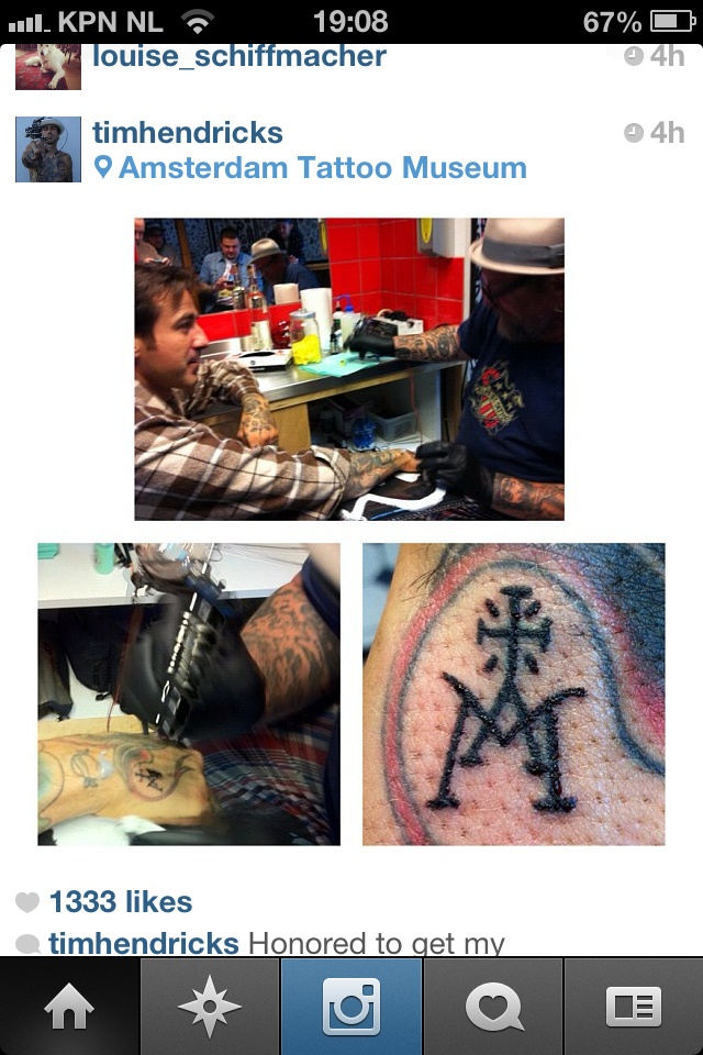 Tim Hendricks getting his ATM tattoo at the Tattican by Hanky Panky!: Worth Reading, Guest Tattoo, Tattoo Artists, Books Worth, Atm Tattoo, Tim Hendricks, Hanky Panky