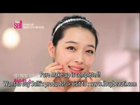 ▶ [Eng Sub] f(x) Sulli's Get It Beauty Self - YouTube