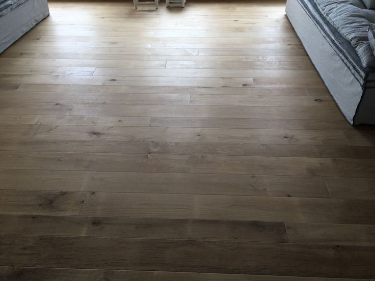 Accoya Alder wooden interior deck