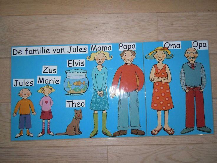 Familie van Jules