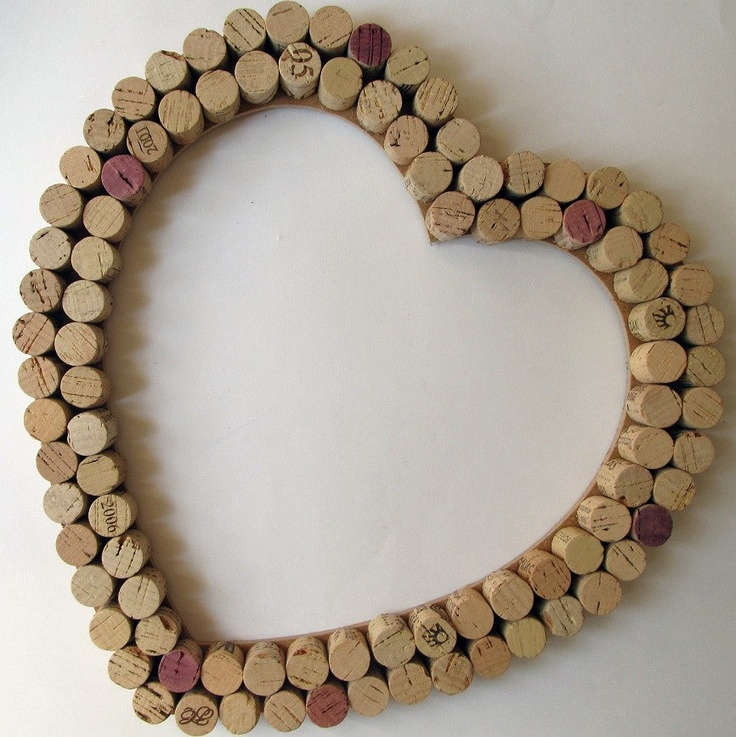 hart van wijnkurken