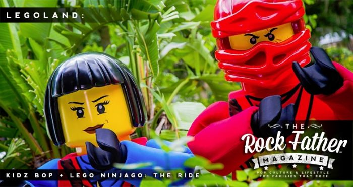 "Watch: KIDZ BOP debut LEGO NINJAGO Music Video - ""The Weekend Whip"" via @therockfather"