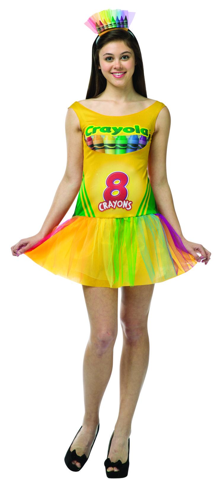 16 best Crayola Costumes images on Pinterest