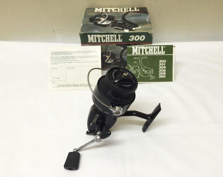 Mitchell Fishing Reel