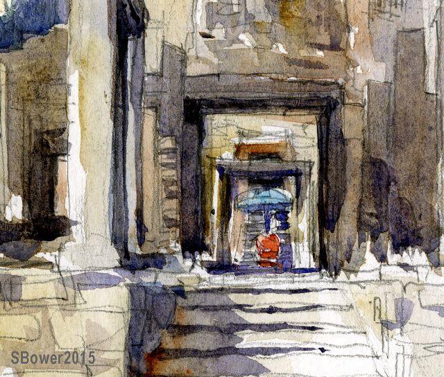 Urban Sketchers: Cambodia 2