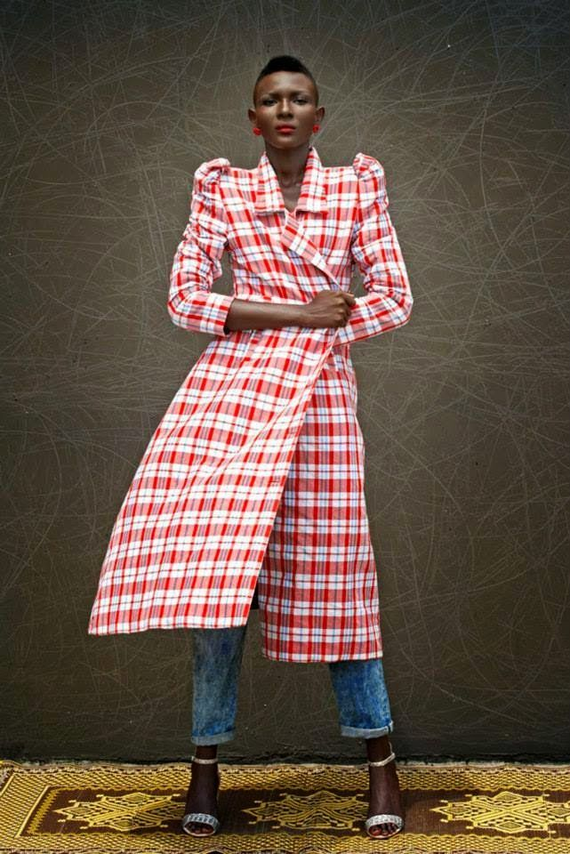 """African Prints in Fashion: """"A strong story to tell"""": Tartan and the African Diaspora"""