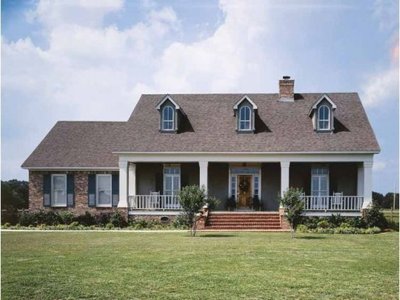 Low country house plan with 1800 square feet and 3 - Average square footage of a 3 bedroom house ...