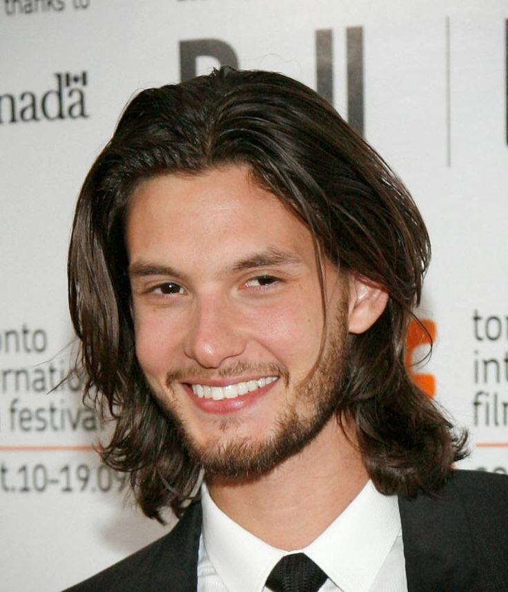 hairstyle+for+men+with+long+hair