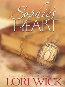 Sophie's Heart - By: Lori Wick - one of my all time favorite reads!  Lori Wick is one of the best Christian fiction writers out there.  I have yet to read a book I don't like or that doesn't have the Gospel woven into it.