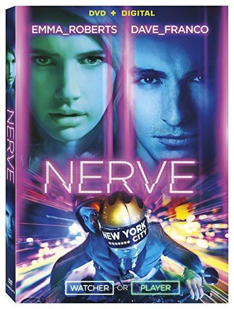 Emma Roberts & Dave Franco & Henry Joost & Ariel Schulman -Nerve Digital