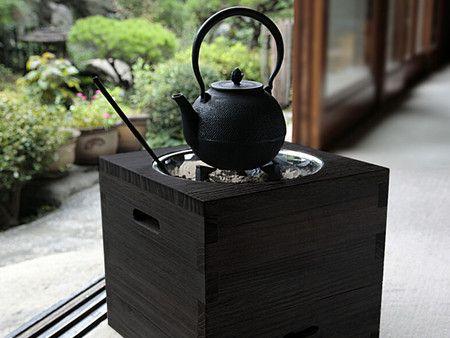 桐の箱火鉢セット | Sumally (サマリー)