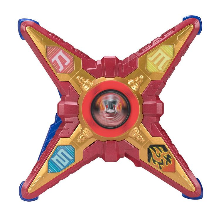 Unleash the power of the Ninja Stars with the Power Rangers DX Ninja Battle Morpher! This Morpher has hidden weapons for three unique modes: sword mode, claw mode and morpher mode it's three epic battle gear items in one! Connect any of the Ninja Stars to the Morpher to activate unique sound effects. The DX Ninja Battle Morpher comes with 2 Ninja Stars. Additional Ninja Stars are included in many items across the Power Rangers Ninja Steel toy line and are cross-compatible with Ninja Steel...