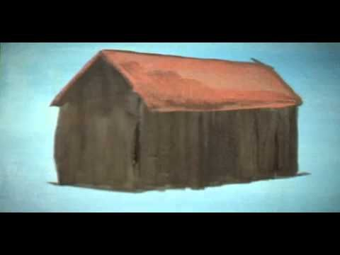 Beginning Acrylics Lesson: The Basic House -  SO Many FREE Videos to watch when you want