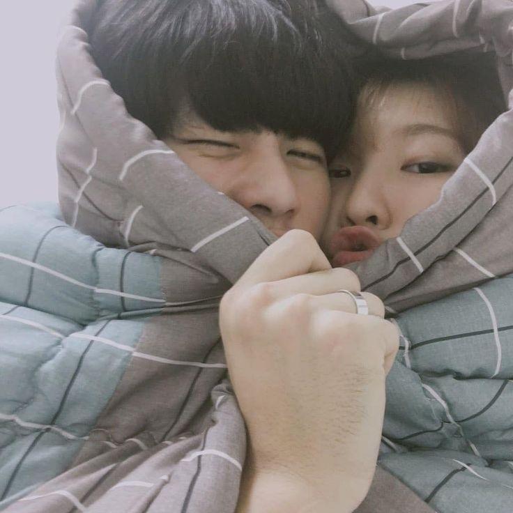 Pinterest : domino_z #ulzzang #love #couple