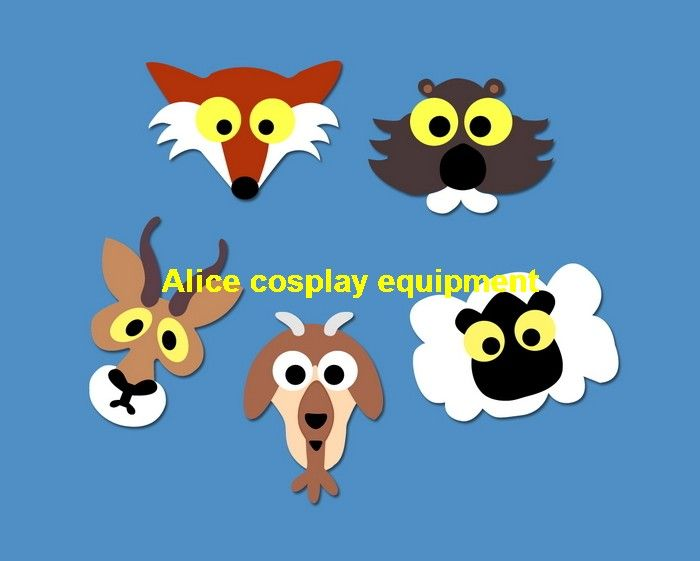 Promoción de máscaras de osos polares - Compra máscaras de osos ...