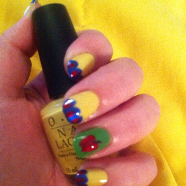 Snow White Nails: 166 Best Halloween Images On Pinterest