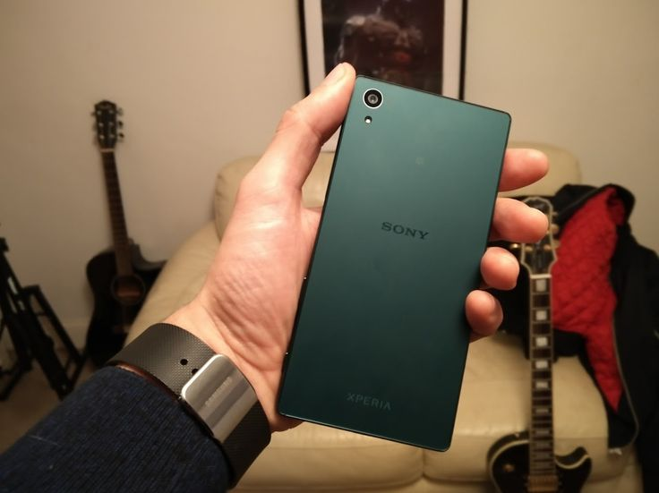 SONY - Xperia Z5 Green Unboxing