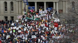 How Michigan's Right-To-Work Law Came to Be   Money & Politics, What Matters Today   BillMoyers.com