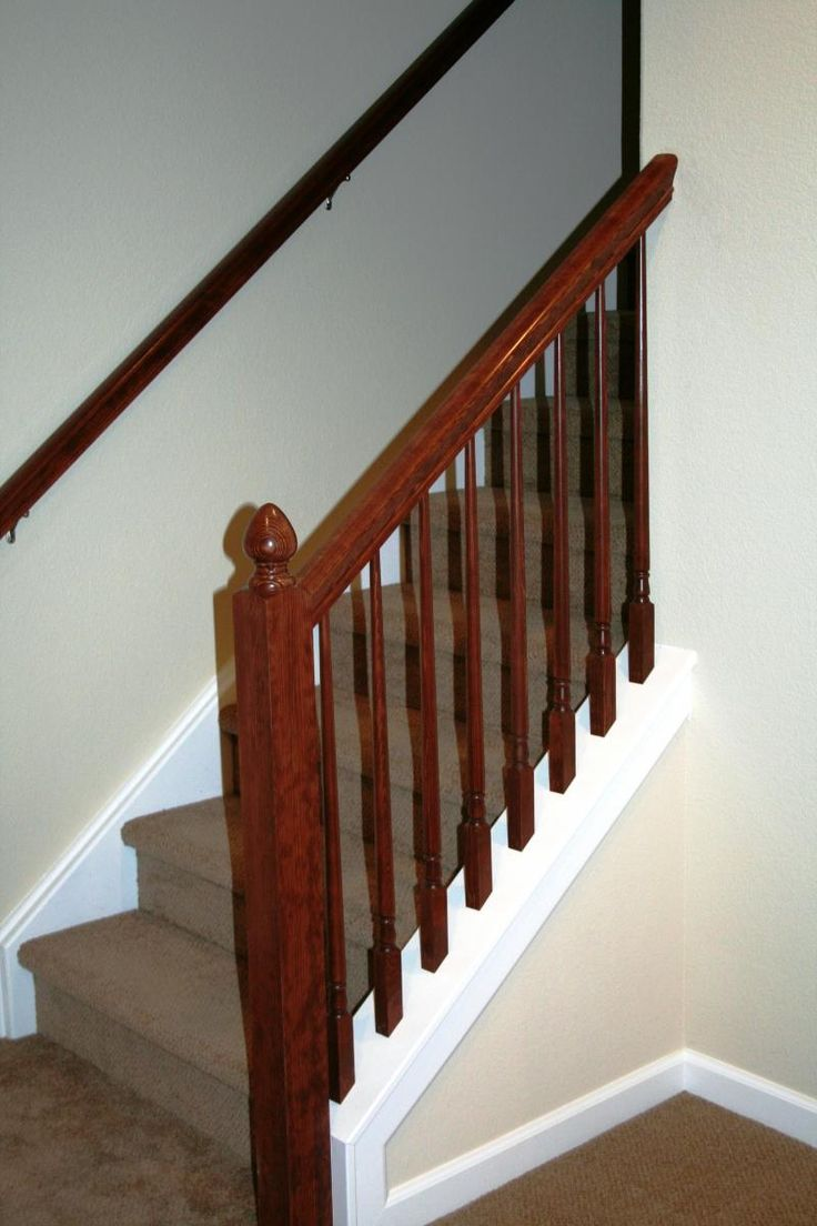 Basement Stair Ideas For Small Spaces: Opening Up Basement Stairs. Maybe Don't Even Need Railing