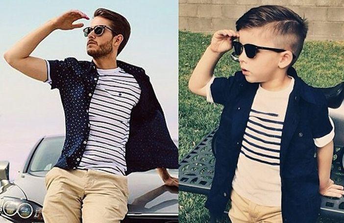 Deze jonge Instagrammer imiteert modellen. En heeft 60 000 volgers