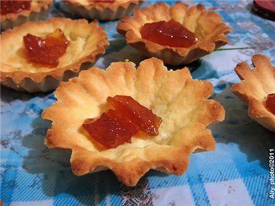 Тесто для корзиночек (Потрясающий рецепт!!!) - Простые рецепты Овкусе.ру