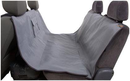 $39 PetEgo Animal Basics Waterproof Seat Cover Hammock  - Gray-Anthracite