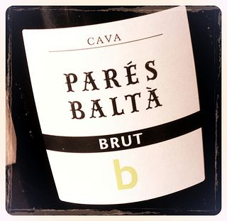 This #Cava will take care of all of your sparkling needs without you needing a loan. #wine #Spain