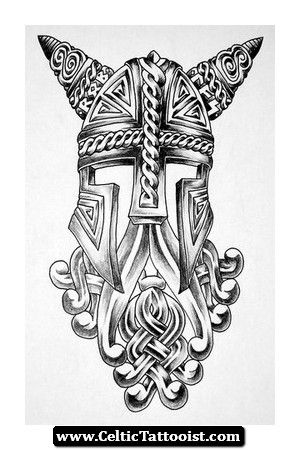 celtic viking tattoo 01 chest stuff. Black Bedroom Furniture Sets. Home Design Ideas