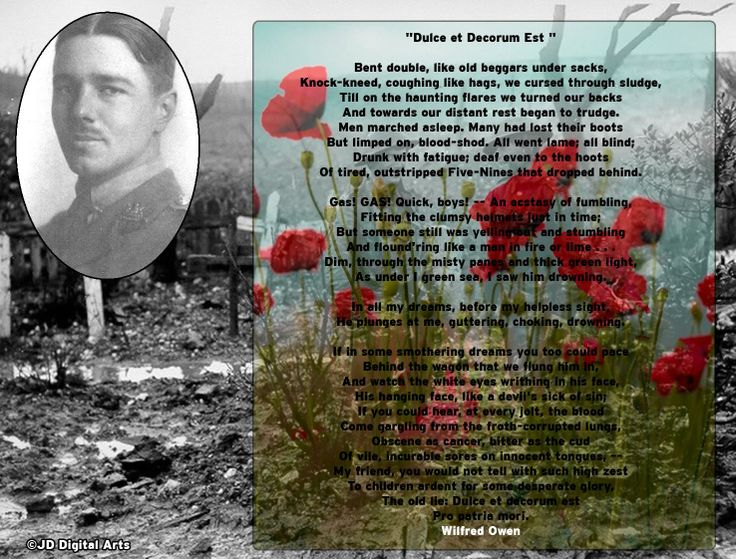The Battle Poetry Of Wilfred Owen