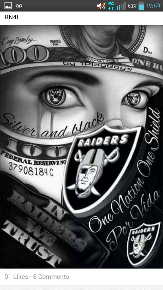 In Raiders We Trust                                                                                                                                                     More