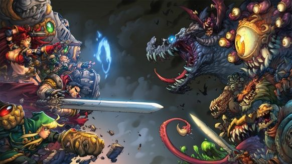 Unity forms more than 30% of Nintendo Switch catalog Battle Chasers: Nightwar Nintendo Switch