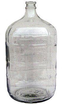 Amazon.com: 3 Gallon Glass Water Bottle: Kitchen & Dining
