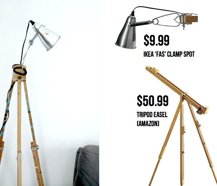 25+ unique Diy tripod ideas on Pinterest | Diy floor lamp ...