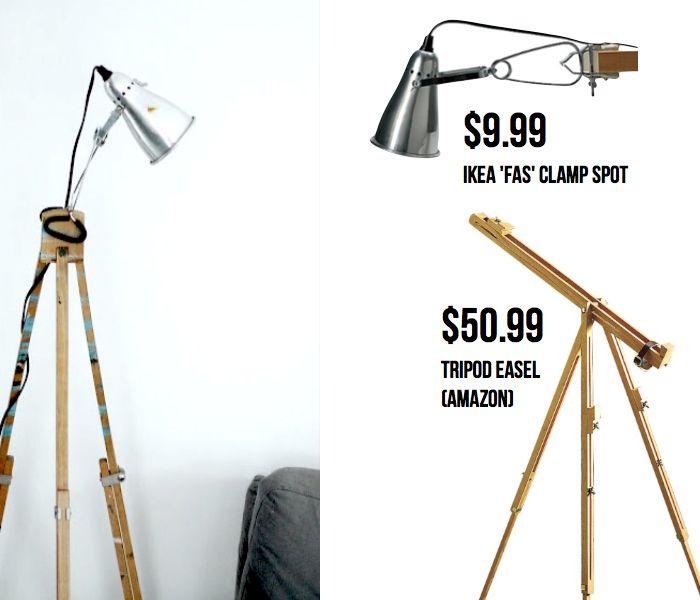 25+ unique Diy tripod ideas on Pinterest | Diy floor lamp ...