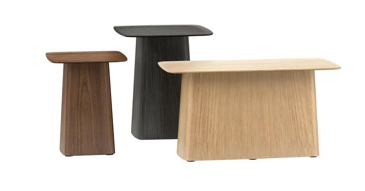 Wooden Side Table fra Vitra er designet af Ronan og Erwan Bouroullec. Fra 5800kr