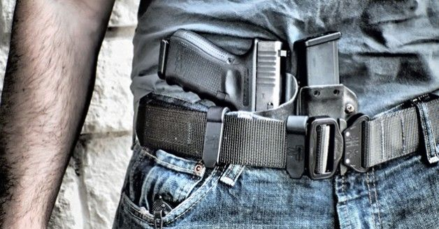 G-Code: INCOG holster w/mag carrier developed with Haley Strategic