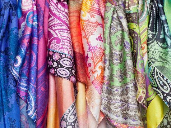 Etro foulards