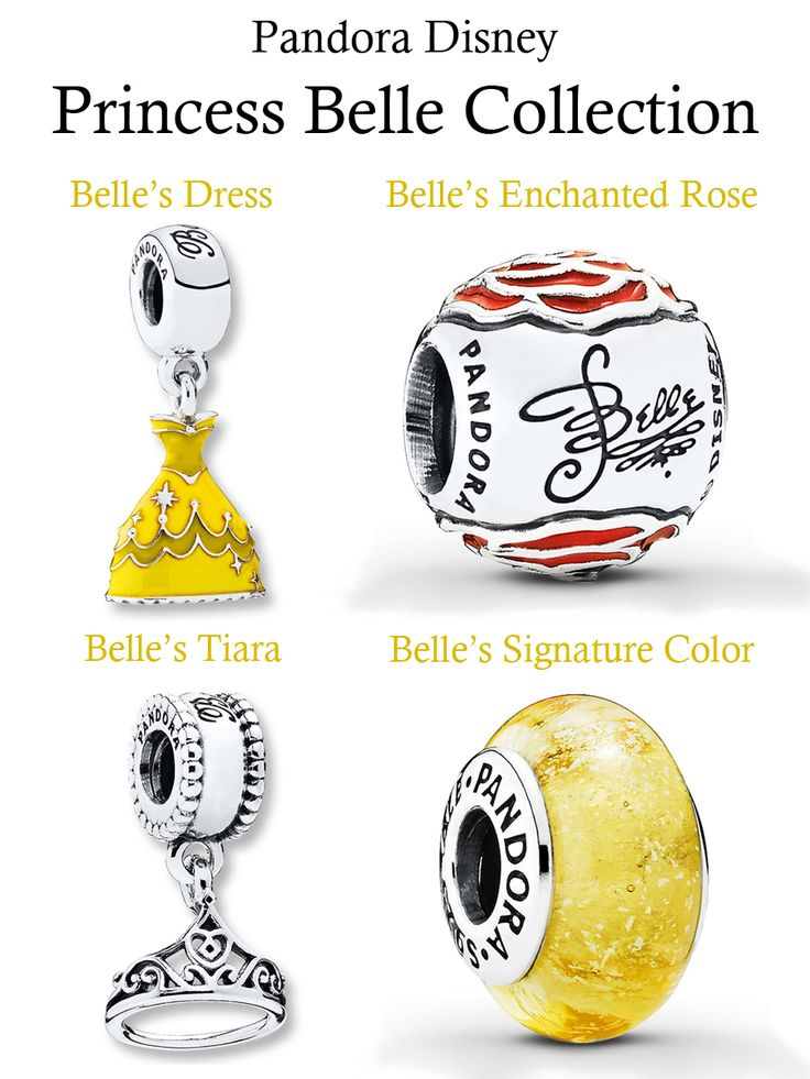 Pandora Disney, Belle Collection