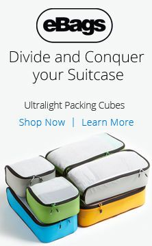 eBags Ultralight Packing Cubes - Ultimate Packer 7pc Set - eBags.com